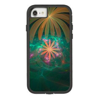 "Fractal ""Floral Trance"" Case-Mate Tough Extreme iPhone 8/7 Case"