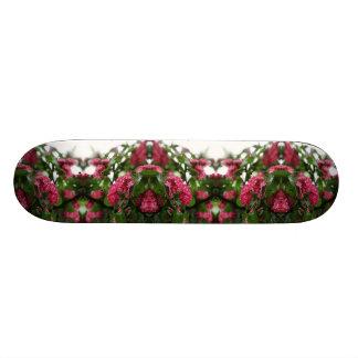 Fractal Flower Mind Skateboard