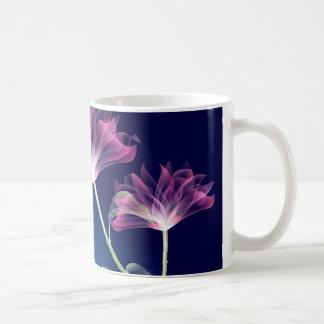 Fractal flowers mug