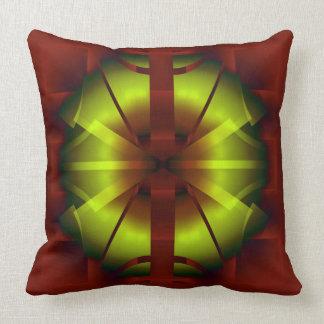 Fractal Geometry Cushion