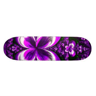 Fractal Glass 1 Skateboard Options
