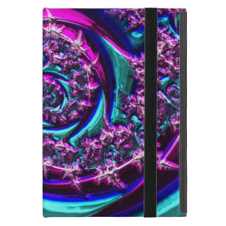 Fractal Glass 2 Powiscase Case For iPad Mini