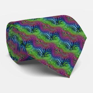Fractal Glass 5A Tie