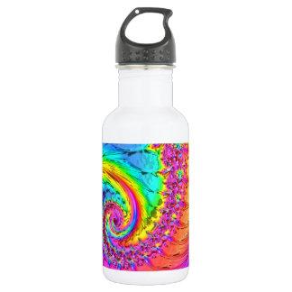 Fractal Glass 6 532 Ml Water Bottle