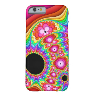 Fractal Groovy Trip Barely There iPhone 6 Case