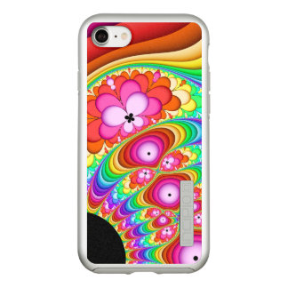Fractal Groovy Trip Incipio DualPro Shine iPhone 8/7 Case
