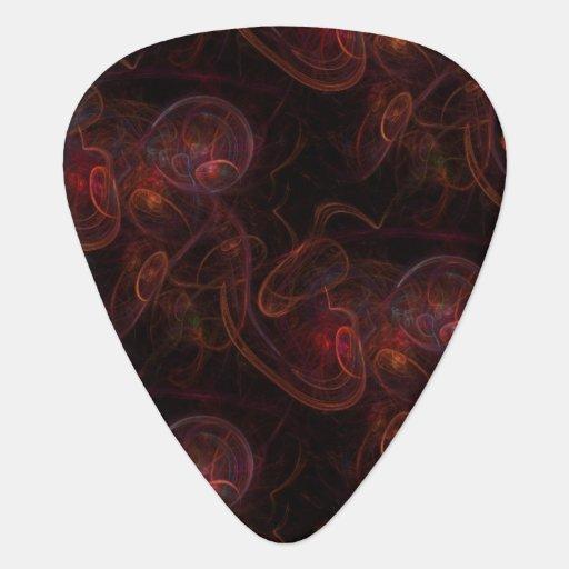 Fractal Guitar Pick