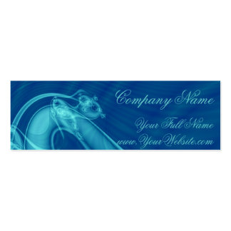 "Fractal ""Guardian Angel"" Business Card Small"