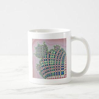 Fractal handwork coffee mugs