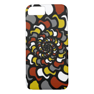 """Fractal Hats"" iPhone 7 Case"