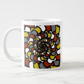 """Fractal Hats"" Large Coffee Mug"