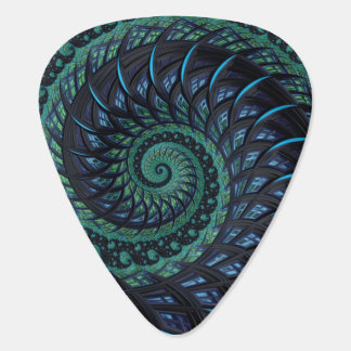 Fractal Image Standard Guitar Picks