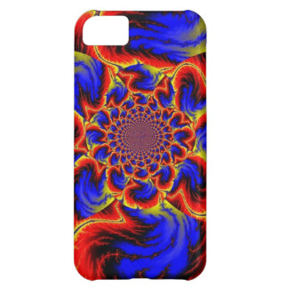 fractal in fractal iPhone 5C cover