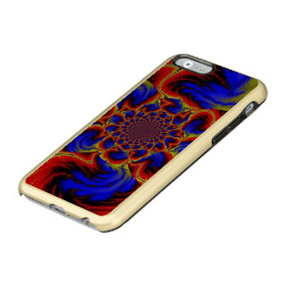 fractal in fractal colorful 1 incipio feather® shine iPhone 6 case