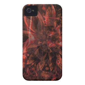 fractal iPhone 4 Case-Mate case
