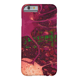 Fractal jungle barely there iPhone 6 case