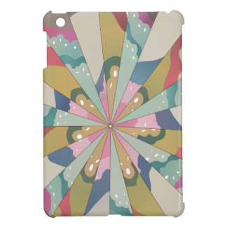 Fractal Kaleidoscope Cover For The iPad Mini