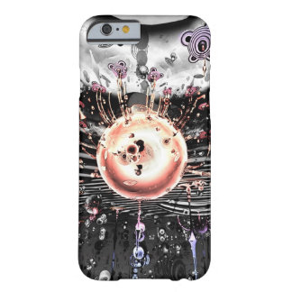 Fractal kettle barely there iPhone 6 case