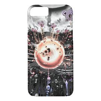 Fractal kettle iPhone 7 case