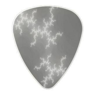 Fractal Lightning Polycarbonate Guitar Pick
