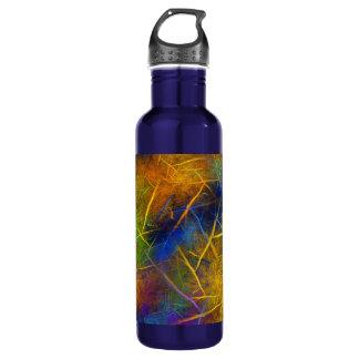 Fractal Lightning (Storm Flame) 710 Ml Water Bottle