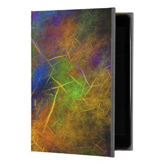 "Fractal Lightning (Storm Flame) iPad Pro 9.7"" Case"