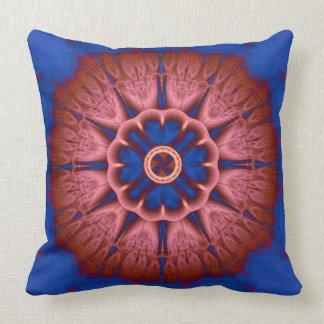Fractal Mandala Cushion