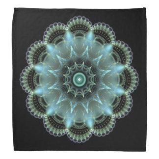 Fractal Mandala Head Kerchiefs