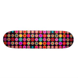 Fractal Mandala Skateboard Deck