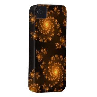 Fractal Mandelbrot Geometric Art iPhone 4 Case