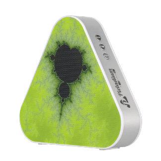 Fractal Mandelbrot Green