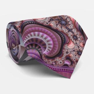 Fractal Mandelbrot New World Tie
