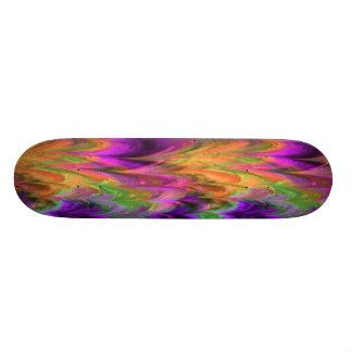 Fractal Marble 4-1 Skateboard