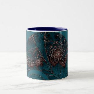 Fractal Moons Coffee Mug