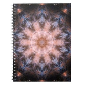 Fractal Multiverse Mandala Notebooks