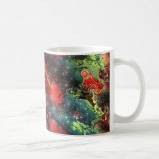 Fractal Nebula 3 Mug