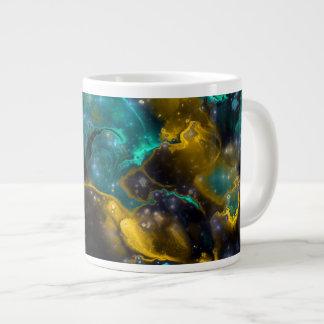 Fractal Nebulae 4 Jumbo Mug