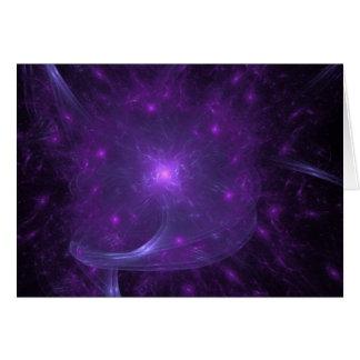 Fractal of Hope in Purple Card