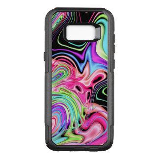 Fractal Pastel Swirls OtterBox Commuter Samsung Galaxy S8+ Case