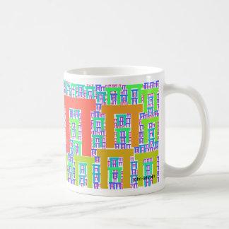 fractal pi mug