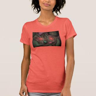 Fractal (Pink Tango Dance) Women's T-Shirt