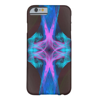 "Fractal ""Plasma Impact"" Barely There iPhone 6 Case"