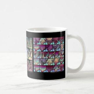 Fractal Quilt Mug 357