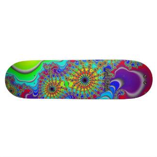 Fractal R~14 Triptych #1 Sick Stick Pro Skateboard