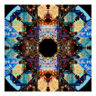 Fractal Reality Poster