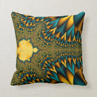 Fractal Rhythm Cushion