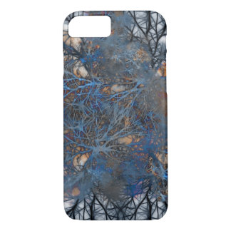 Fractal Roots iPhone 7 Case