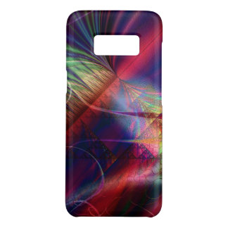 Fractal Samsung Galaxy S8, Barely There Phone Case