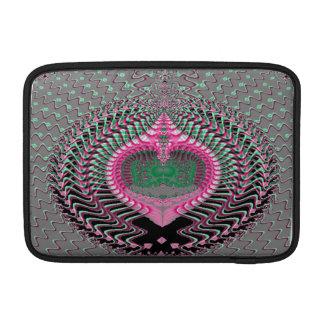 Fractal Sea Shell Sleeve For MacBook Air