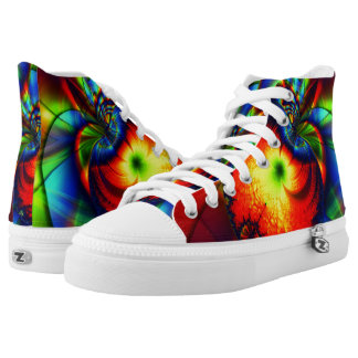 Fractal Shoes, Conception High Tops